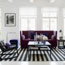 Möblera på mattan