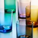 Fargade-glas