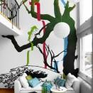Kreativ vägg